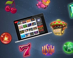 online casino slots features