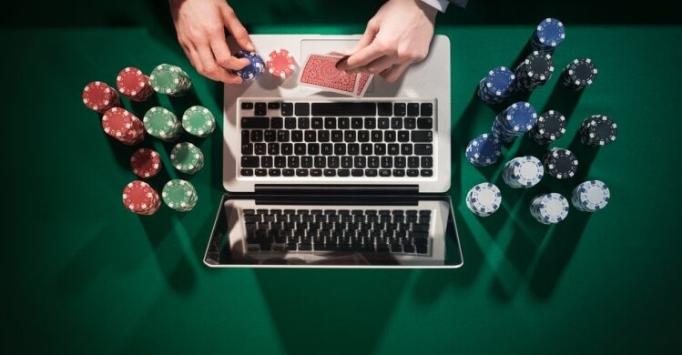 history of the online gambling